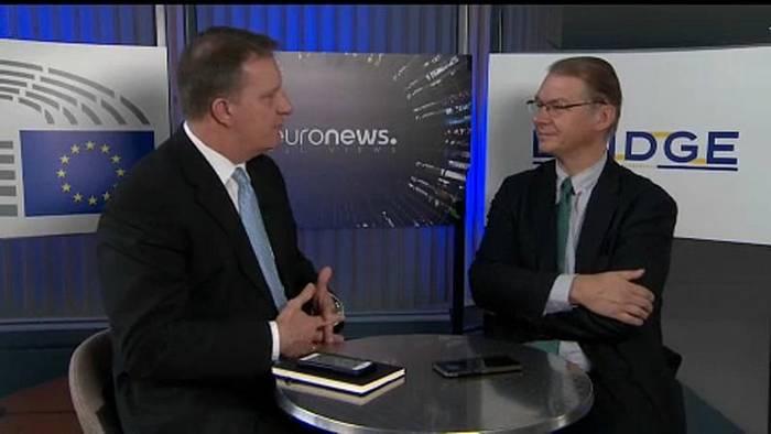 News video: Von der Leyens Green Deal - Anspruch und Wirklichkeit