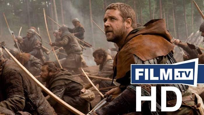 News video: Robin Hood Trailer Deutsch German (2010)
