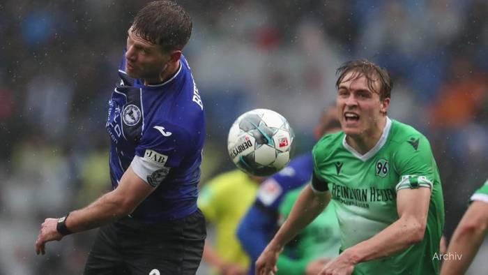 News video: Hannovers Hübers erster Coronafall im deutschen Profifußball
