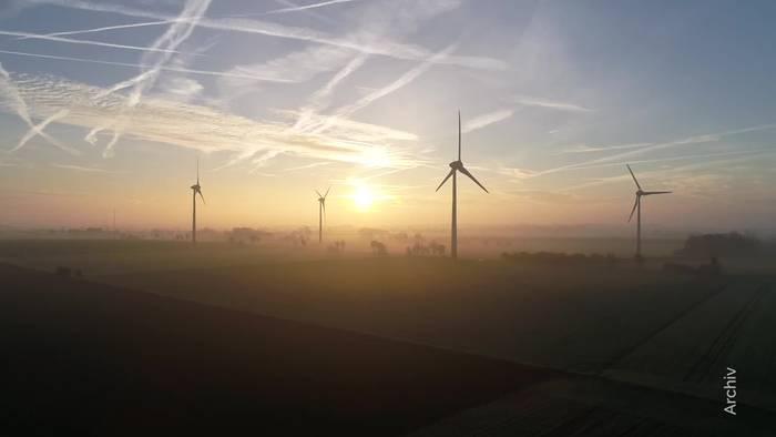 News video: Länderchefs beraten sich zum Mindestabstand von Windrädern