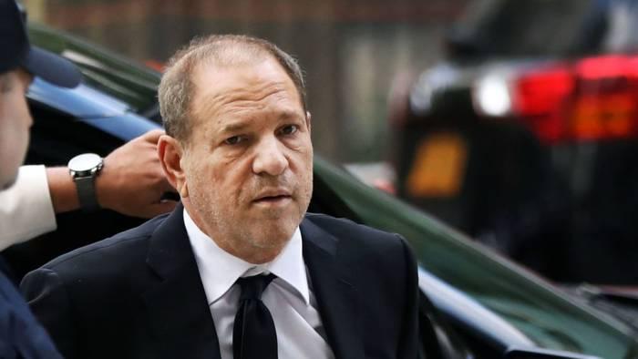 News video: Harvey Weinstein muss für 23 Jahre ins Gefängnis