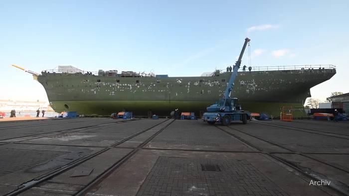 News video: «Gorch-Fock»-Crew kehrt auf «Alex II» in Heimathafen zurück