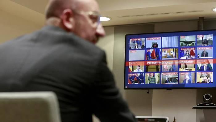 News video: State of the Union: Coronavirus, Putin, Femen, Erdogan