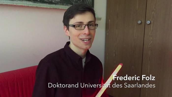 News video: Nicht nur für Jedi-Ritter: Physiker baut Lichtschwerter