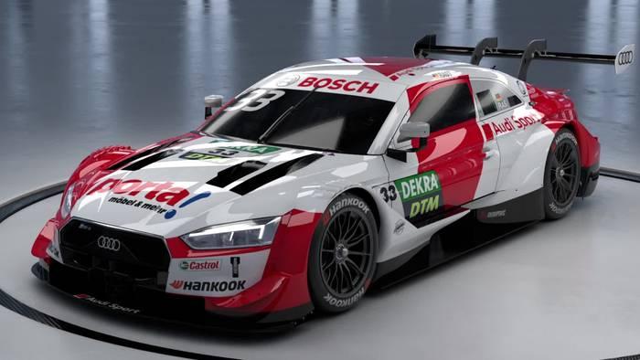 News video: Audi DTM - Meisterauto im neuen Design für die Saison 2020