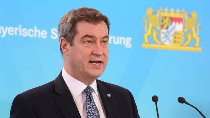 News video: Bayern: zehn Milliarden Euro für Corona-Krise