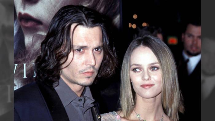 News video: Johnny Depp: Auch Vanessa Paradis steht ihrem Ex bei