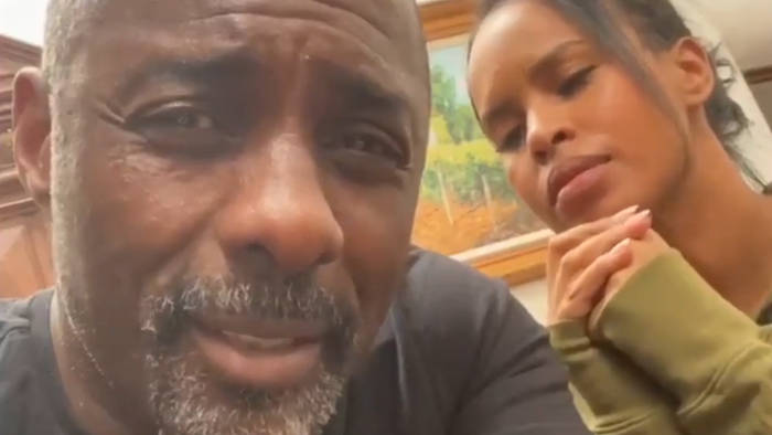 News video: Idris Elba nach Coronavirus-Diagnose: Pragmatisch sein