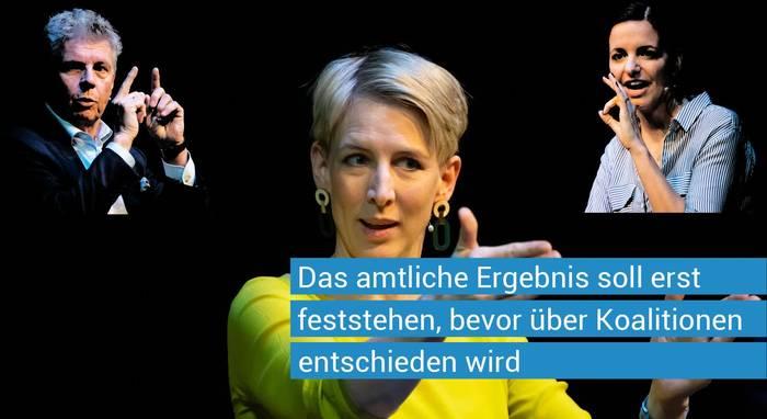 Video: Grüne stärkste Fraktion bei der Münchner Stadtratswahl