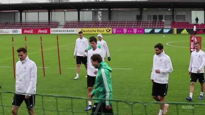 Video: Wegen Corona: Fußball-EM wird um ein Jahr verschoben