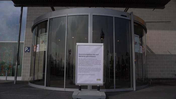 News video: Coronavirus: Ikea schließt alle Märkte in Deutschland