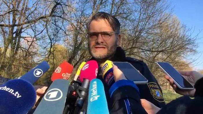 News video: Corona - Polizeikontrollen in München