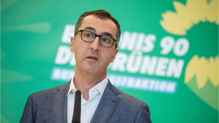 Video: Der nächste Politiker: Cem Özdemir mit Coronavirus infiziert