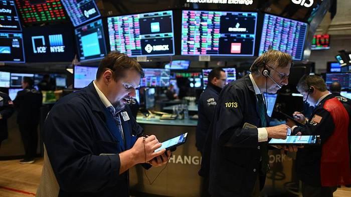 News video: New Yorker Börse: Ende der Minuswoche