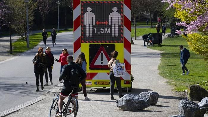 News video: Zahl der Infizierten steigt europaweit weiter