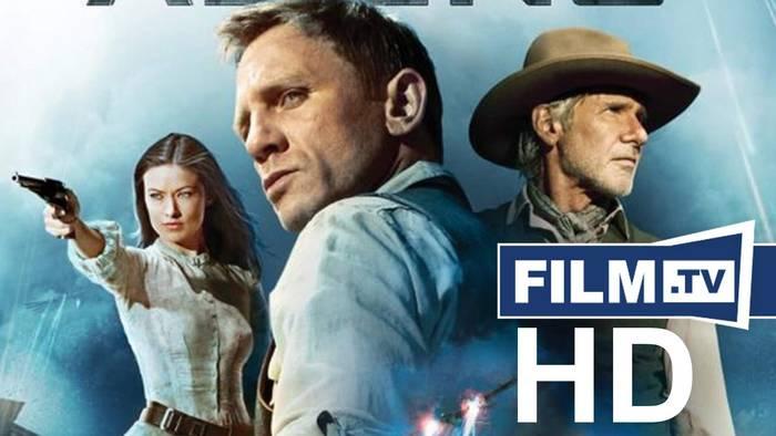 News video: Cowboys & Aliens Trailer Trailer Deutsch German (2011)