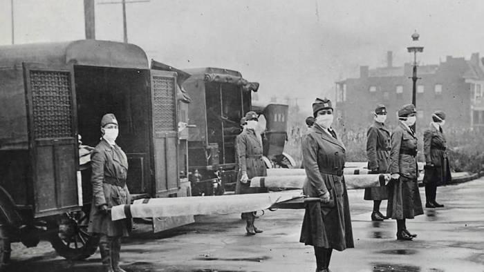 News video: Tödliche Geschichte: Die Spanische Grippe - die ganz plötzlich verschwand