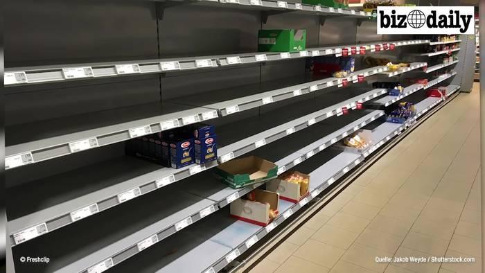 Video: Kommen Einlasskontrollen in den Supermärkten?