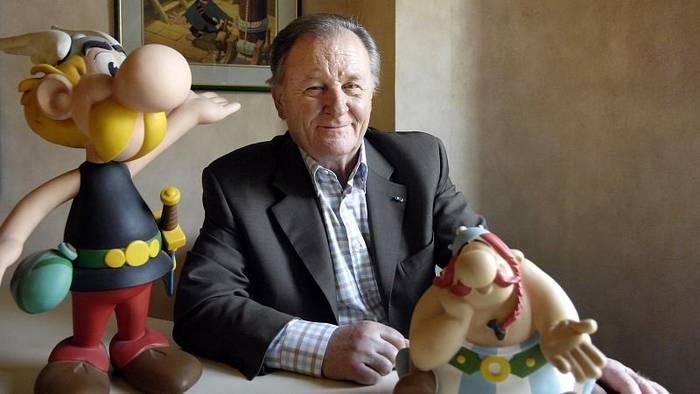 Video: Asterix-Zeichner Uderzo ist tot