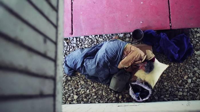 Video: Obdachlosigkeit in der Corona-Krise - Hilfe auf Sparflamme