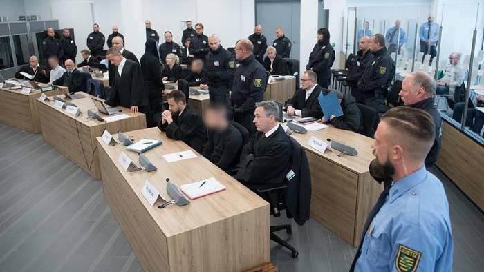 News video: Haftstrafen im Terror-Prozess gegen «Revolution Chemnitz»