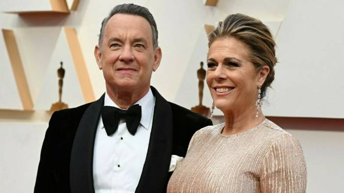 Video: Nach Corona-Diagnose: Tom Hanks und Rita Wilson fühlen sich