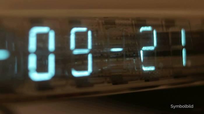 News video: Eine Stunde weniger Schlaf: Die Sommerzeit kommt