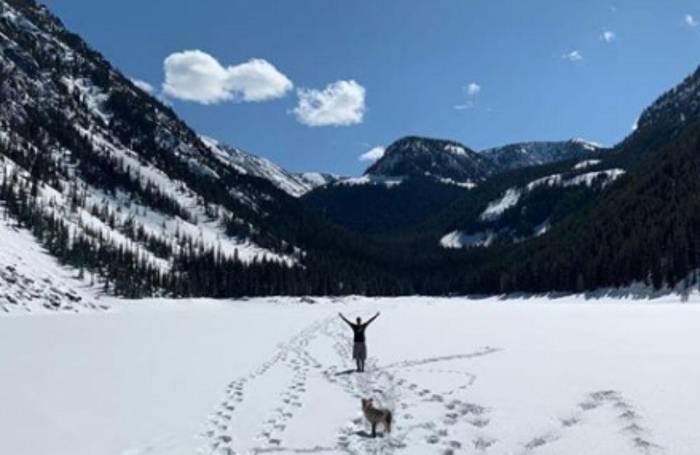 News video: Justin Timberlake: In die Berge geflüchtet