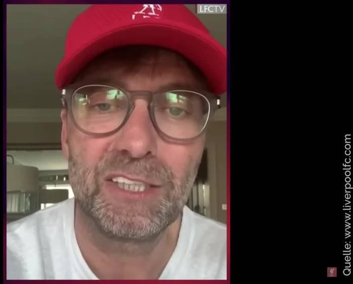 News video: Klopp und Liverpool-Stars danken Helfern in Corona-Krise