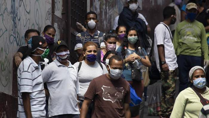 Video: Krisenstaat Venezuela beklagt erstes Covid-19 Todesopfer