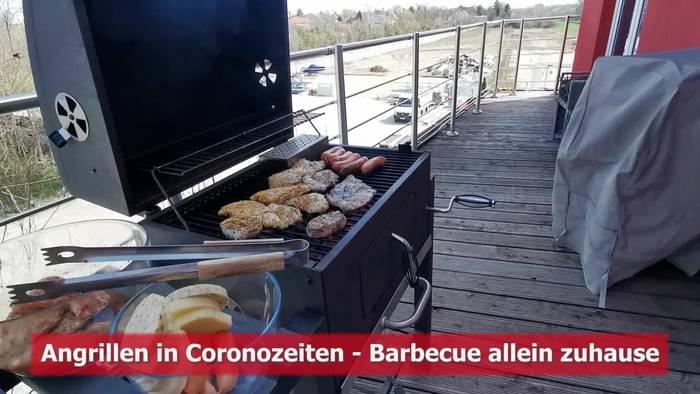 News video: Abwechslung Zuhause: Angrillen in Coronazeiten!