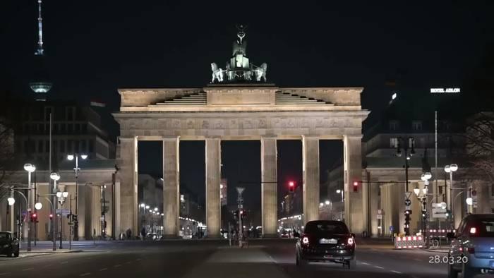 News video: Licht aus für das Klima: «Earth Hour» trotz Corona-Pandemie