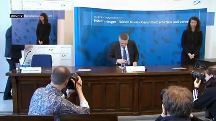 News video: Robert-Koch-Institut sieht deutsches Gesundheitssystem in Gefahr