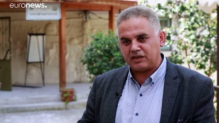 News video: Horrorszenario Coronavirus im Gazastreifen