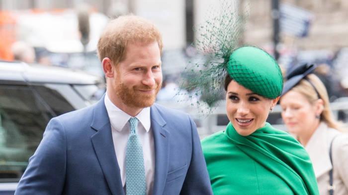 Video: Harry und Meghan: 'Sussex Royal' wird abgeschaltet