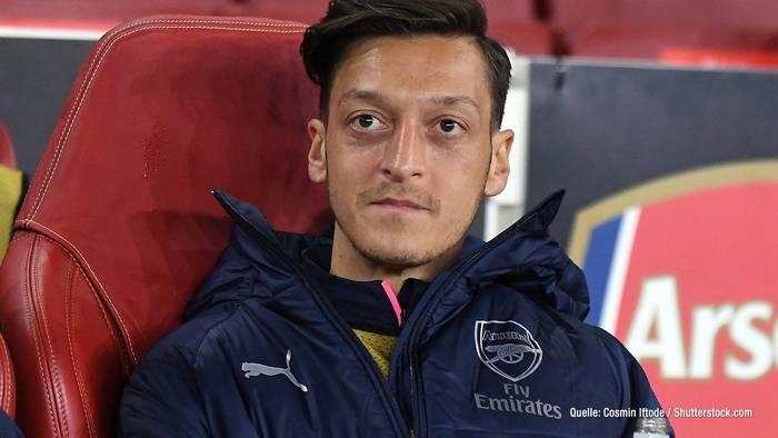 News video: Mesut Özil wird zum erstem Mal Vater