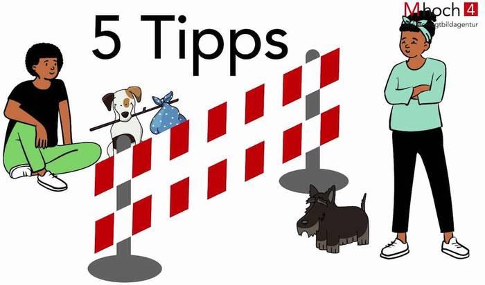 News video: Hund, Katze & Corona: 5 Alltags-Tipps für Tierbesitzer