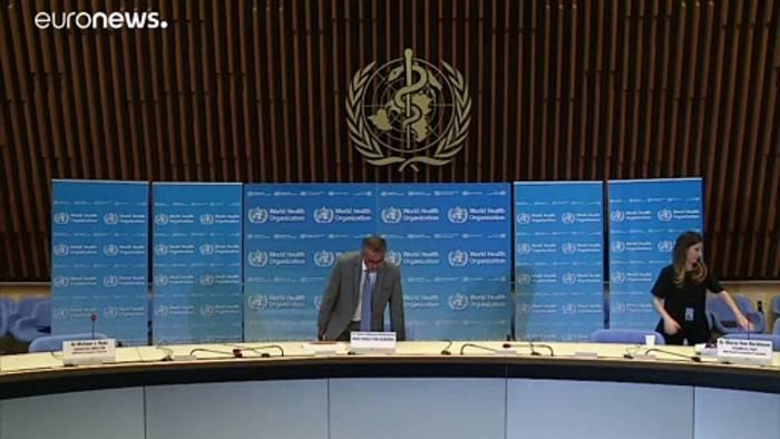 News video: Kampf gegen Covid-19: WHO ruft zu Einheit auf
