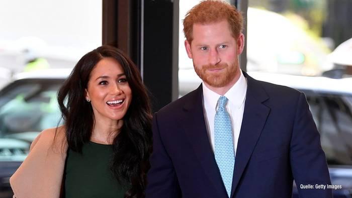 News video: Prinz Harry & Meghan sollen teure Security engagiert haben