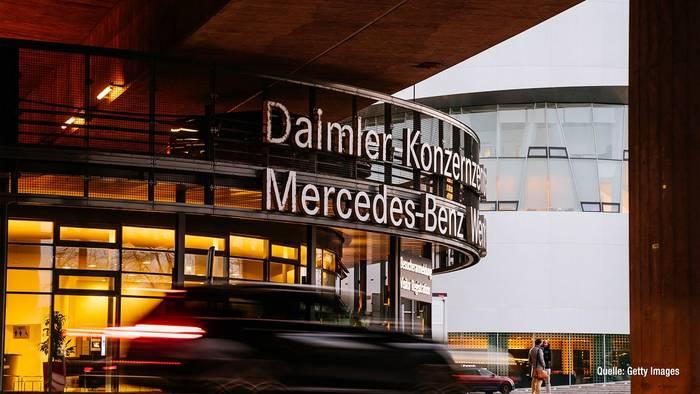 News video: Daimler: Führungskräfte verzichten auf Teil ihres Gehalts