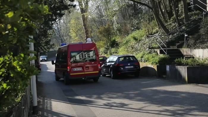 News video: Bombenentschärfung in Bonn: Erschwerte Umstände durch Corona