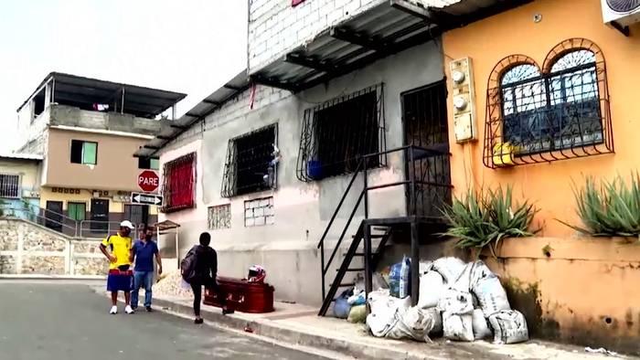 News video: Coronavirus in Ecuador: Leichen in den Straßen von Guayaquil