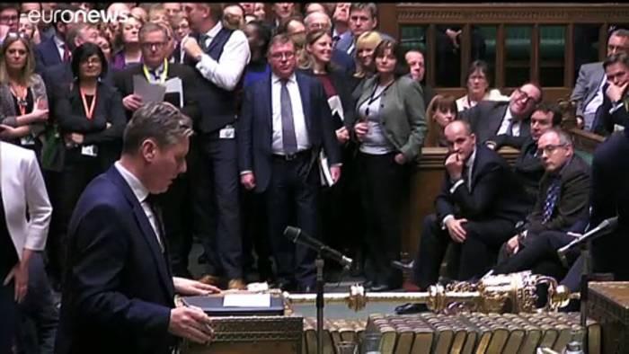 News video: Starmer zum neuen Labour-Parteichef gewählt