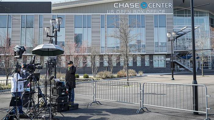 News video: New York: Dramatische Lage in Krankenhäusern