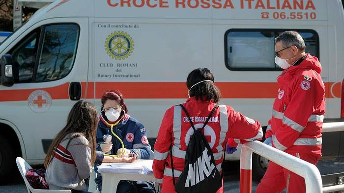 News video: Coronavirus: Neue Methoden zur Behandlung in Italien