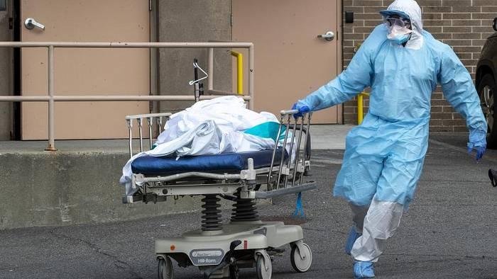News video: Covid-19-Fälle: Dramatischer Anstieg in den USA