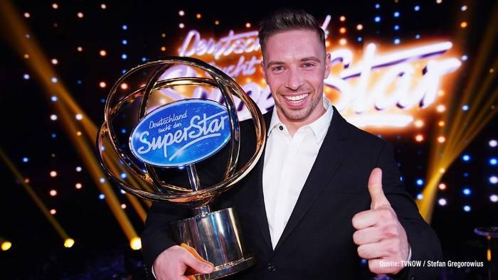 News video: DSDS-Sieger Ramon Roselly will mit Helene Fischer singen