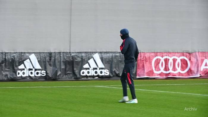 Video: Kicken trotz Corona: Weitere Bundesligisten im Training