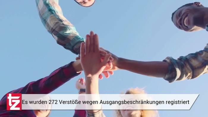 Video: München ist Spitzenreiter bei Corona-Verstößen