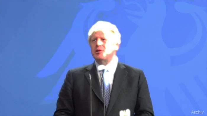 Video: Premier Boris Johnson wegen Coronavirus auf Intensivstation